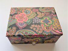 Vera Bradley Stationary Box With Notecards