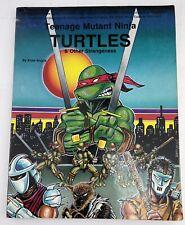 Palladium TMNT Teenage Mutant Ninja Turtles Other Strangeness Book 2nd Printing
