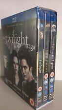 TWILIGHT SAGA TRIPLE BD - HMV EXCL [Blu-ray].