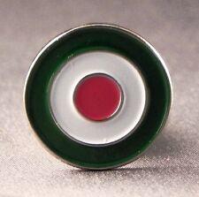 Metal Enamel Pin Badge Brooch RAF Italy Italian Air Force Roundal Circle Logo