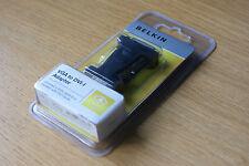 Belkin Pro Series Digital Video Interface Adapter DVI-I Female to VGA DB15 Male