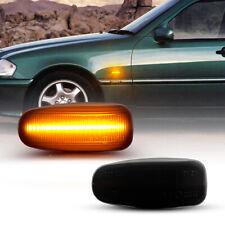 LED SEITENBLINKER für MERCEDES SLK R170   Vaneo W414    SCHWARZ