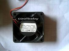 NMB 2408NL-05W-B57 fan 24V 0.09A 3pin 60*60*20mm
