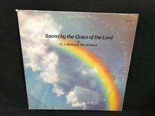 C.J. Quincy & The All Stars - Saved By The Grace vinyl LP -J&B - Black Gospel
