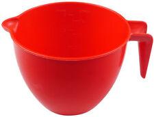 Accessori rosso di facile pulizia per pasticceria da cucina