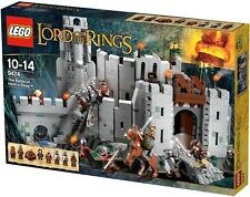 LEGO® LOTR - The Battle of Helm's Deep 9474 & Uruk-hai Army 9471 [Pre-Owned]