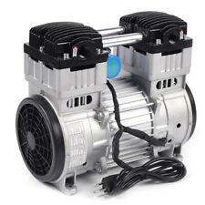 110v 8bar Oilless Diaphragm Vacuum Pump 7cfm Oil Free Mute Vacuum Pump Us Plug