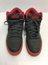 12ac38a8b00d84 ALIFE Everybody Mid Parachute - Nylon Black Red size 10 fashion sneakers