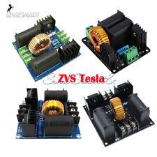 10A/20A 12V-30V 12V-36V 200W/1000W ZVS Tesla Flyback Driver Board + Acrylic Case