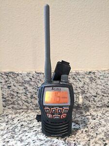 Cobra MR HH125+ Marine VHF Radio with NOAA Weather
