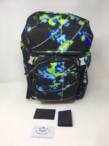 PRADA Radar Nylon Backpack  £1,150