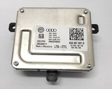 Delphi LED Modul Unit Ecu Ballast VW Audi TFL 4G0907697G  ORIGINAL