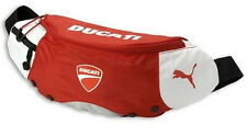 New DUCATI PUMA Off Road Red Waist Bag Pouch Sport Wallet Organizer Fanny Pack