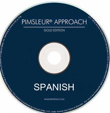 Pimsleur Spanish 1-5 (Levels 1-5) 80 CD's set