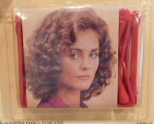Vintage 1978 GOODY Perm-Rod Curlers XS~NEW 16 in Package 430/1 Red