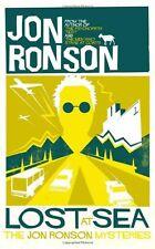 JON RONSON ___ LOST AT SEA ___ SHOP SOILED ___ FREEPOST UK