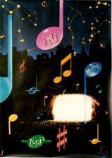 Original vintage poster JAZZ FESTIVAL ZURICH MUSIC 1982
