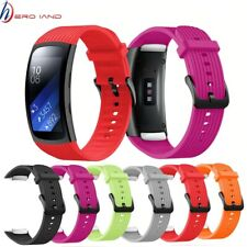 Pulsera de Goma Reloj Samsung Galaxy Gear Fit 2 Pro R365 colores silicona