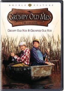 Grumpy Old Men + Grumpier Old Men (Jack Lemmon Walter Matthau) New DVD Region 1