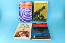4 Taschenbücher von 1962 bis 1980 - Magd des J. Doskocil + Bonjour Tris   /S102