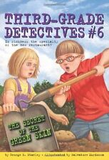 The Secret of the Green Skin (Third-Grade Detectives #6) by George E. Stanley
