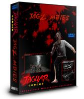 JagZombies Atari Jaguar BLACK CART EDITION 2018 Release!