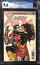 X-Men: Wedding Special #1 CGC 9.6 Terry Dodson Variant Cover!