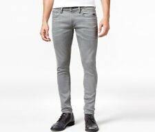 G Star Raw Reverend Super Slim Grey Jeans Mens Size W34 L34 *REF9-6