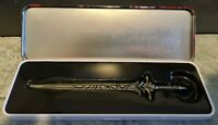 Castlevania Lords of Shadow 2 Void Sword Letter opener Loot Crate