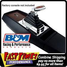 B&M 1968-1969 Camaro Console Megashifter Automatic Rachet Shifter TH-350 400