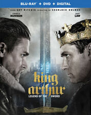 King Arthur Legend Of The Sword (Blu-ray, 2017)