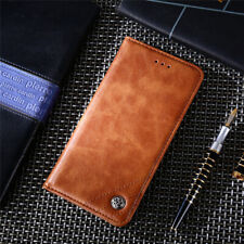 For Samsung Galaxy Note 20 Ultra 10 Plus 9 8 Leather Flip Wallet Case Cover