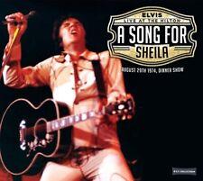 ELVIS PRESLEY - A SONG FOR SHEILA   -  E.P. Collector