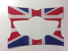 2010-2013 Union Jack Radio badge - JCW MINI Cooper S R55 R56 R57 R58 R59 R60 R61