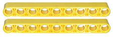 Manca il mattoncino LEGO 40490 Yellow x 2 Technic trave 9
