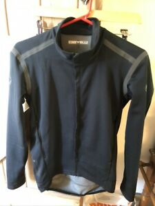 Castelli Perfetto Cycling Jacket, Black Out Edition, L, Large