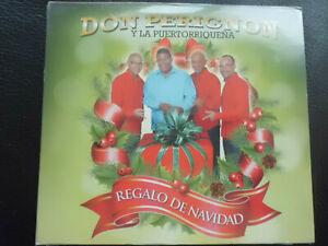 DON  PERIGNON  Y La Puertorriquena  -    REGALO  DE  NAVIDAD,   CD   2012 ,  NEW