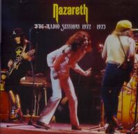 "NAZARETH : ""BBC Radio Sessions 1972 - 1973"" (RARE CD)"
