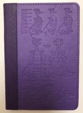 Disney Parks Epcot Journey Into Imagination Figment Dragon Purple Journal