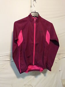 Louis Garneau Women's Modesto 2 Cycling Jersey Medium Magenta Purple