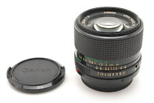 【EXC+3】 Canon New FD 28mm F/2 MF Lens Wide Angle Lens Made In Japan #165