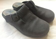 Bra Sko women's Clog Shoes Size 6 Made in Sweden