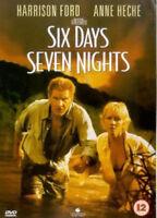 Sei Giorni Sette Notti DVD Nuovo DVD (BED888164)