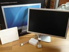 "APPLE MAC CINEMA DISPLAY MONITOR A1082 23"" 60GHZ 1920x1200 WIDESCREEN 24HR DEL"