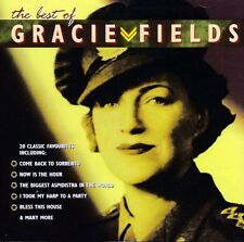 GRACIE FIELDS - THE BEST OF (NEW CD)