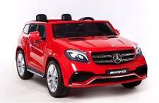 Kinderauto elektrisch Elektroauto Doppelsitzer Mercedes Benz AMG GLS GL SUV 45W