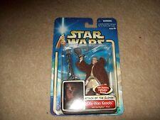 Star Wars-Obi-Wan (piloto) - Attack de los clones Colección Figura De Acción