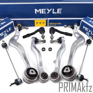 8x Meyle Renforcé Bras de Commande Barre Rotule de Direction Lot BMW 5er E60 E61