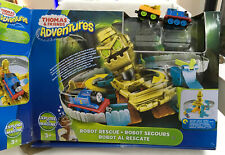 Thomas & Friends Robot Rescue Set with Metal Engine
