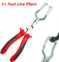 225MM Fuel Line Petrol Clip Pipe Hose Release Disconnect Removal Pliers Tool Kit